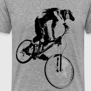 Mountain bike air - Men's Premium T-Shirt