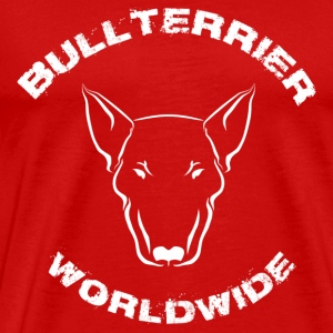 Bullterrier Worldwide/men - Men's Premium T-Shirt