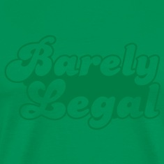 barely legal T-Shirts