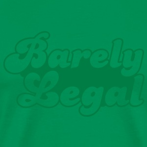 barely legal T-Shirts - Men's Premium T-Shirt