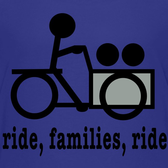 Youth Cargo Trike Ride Families