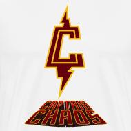 Design ~ Piketoon Captain Chaos Burgundy Logo