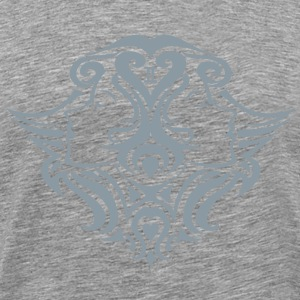 Gemini Grey Design - Men's Premium T-Shirt