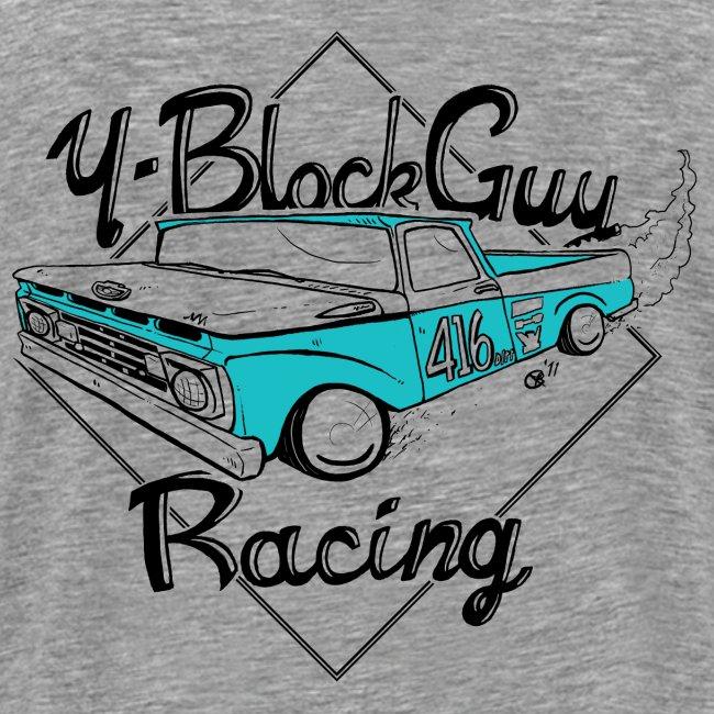 """""""Jake"""" 416 D/PP Y-Block Guy Racing"""