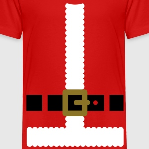 Santa Claus suit Toddler Shirts - Toddler Premium T-Shirt