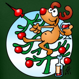 Rudolph the Red Nosed Reindeer  - Men's T-Shirt