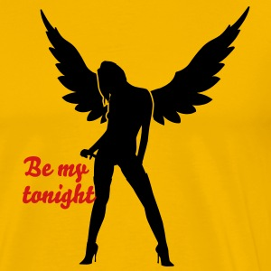 Angel Girl 7 T-Shirts - Men's Premium T-Shirt