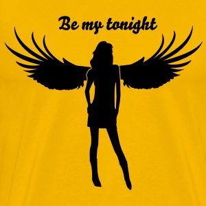 Angel Girl 8 T-Shirts - Men's Premium T-Shirt