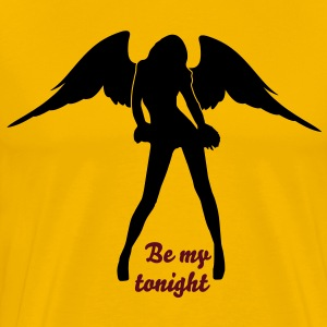 Angel Girl 11 T-Shirts - Men's Premium T-Shirt