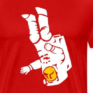 Space Walk T-Shirts - Men's Premium T-Shirt