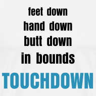 Design ~ The Definition of Touchdown