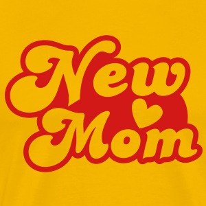 New Mom T-Shirts - Men's Premium T-Shirt