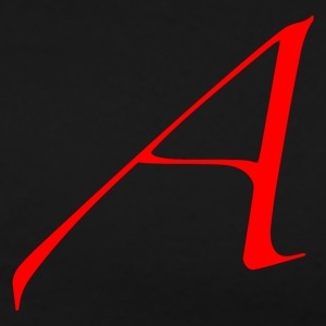 Scarlet Letter Heavyweight Tee - Men's Premium T-Shirt