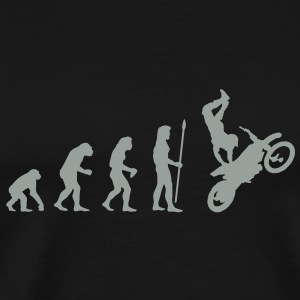 evolution_motorcycle T-Shirts - Men's Premium T-Shirt