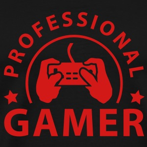 prof_gamer T-Shirts - Men's Premium T-Shirt