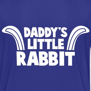 DADDY's LITTLE RABBIT (good for Easter) Kids' Shirts - Kids' Premium T-Shirt