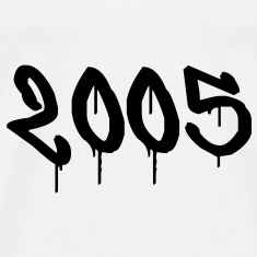 Graffiti : 2005 T-Shirts