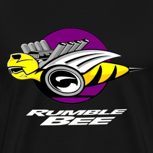 Rumble Bee Truck Logo T-Shirts - Men's Premium T-Shirt