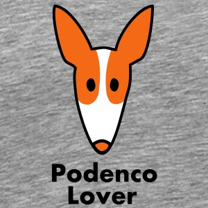 podenco_lover T-Shirts - Men's Premium T-Shirt