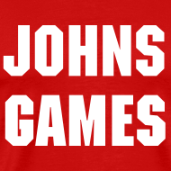 Design ~ Johns Games Men's Tee