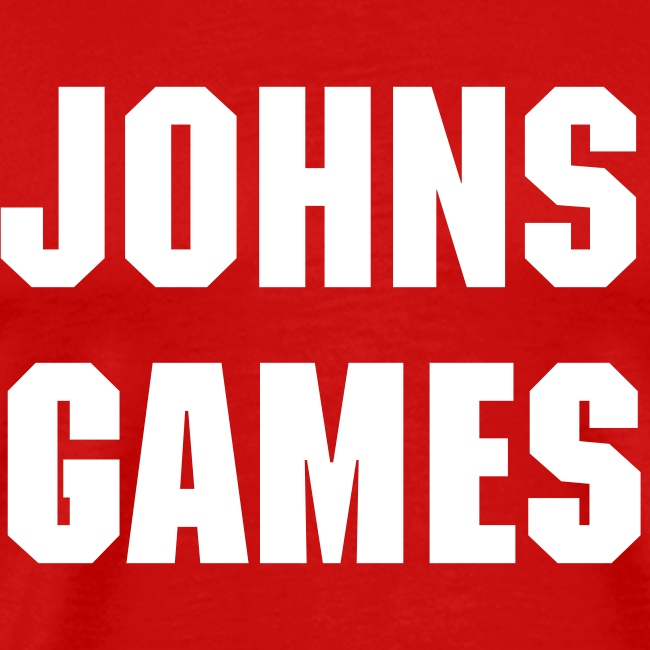 Johns Games Men's Tee