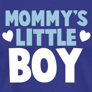 MOMMY's LITTLE bOY T-Shirts - Men's Premium T-Shirt