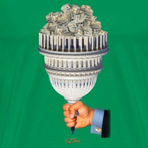 Capital Cash - cheaper! - Men's Premium T-Shirt