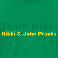 Design ~ Team Nikki Men's Tee