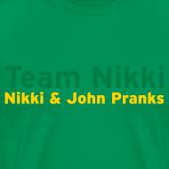 Design ~ Team Nikki Men's Tee