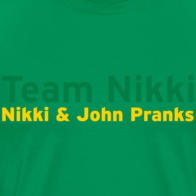 Team Nikki Men's Tee