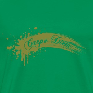 Carpe Diem T-shirt - Men's Premium T-Shirt