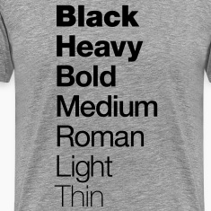 Graphic Design T-shirt Helvetica
