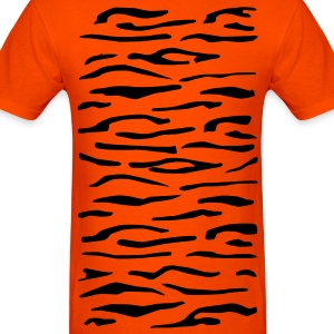 Tiger Stripes T-Shirt - Men's T-Shirt