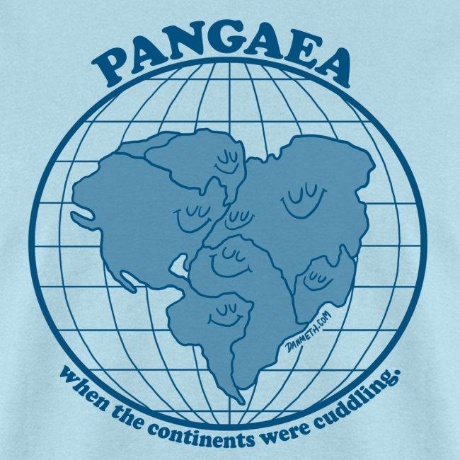 Men's Pangaea T-Shirt Blue