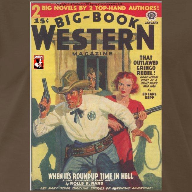Big Book Western Jan 1940 3/4XL
