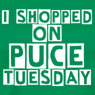 Design ~ Puce Tuesday T-Shirt