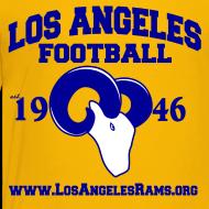 Design ~ Los Angeles Football Children's T-Shirt (Yellow)