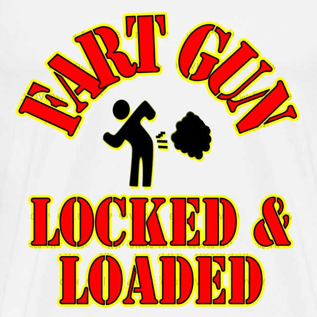 Fart Gun - Locked & Loaded