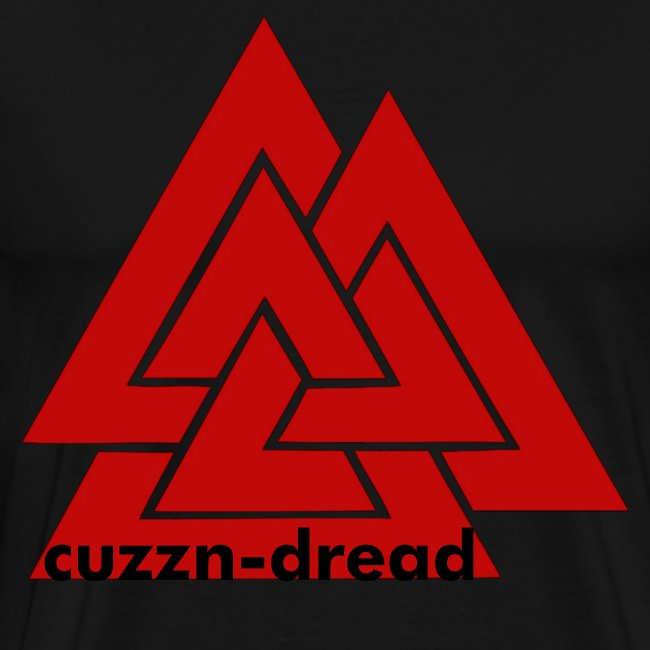 Cuzzn-Dread Valknut men