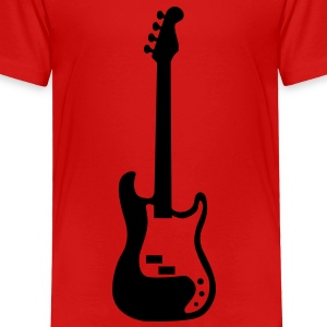 bass Toddler Shirts - Toddler Premium T-Shirt