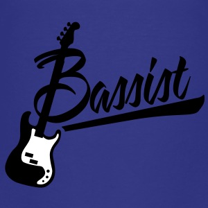 bassist Toddler Shirts - Toddler Premium T-Shirt