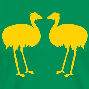 double emu T-Shirts - Men's Premium T-Shirt
