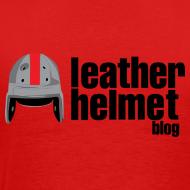 Design ~ LeatherHead Red - 3X  or 4X