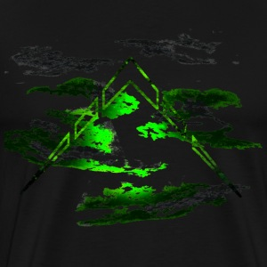 Kreate neon - Men's Premium T-Shirt