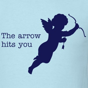 Cupid 3 T-Shirts - Men's T-Shirt