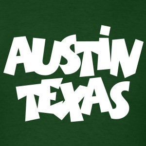 Austin Texas T-Shirt - Men's T-Shirt