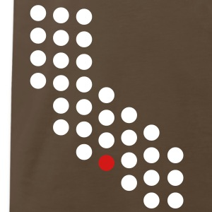 Los Ageles California Dots T-Shirts - Men's Premium T-Shirt