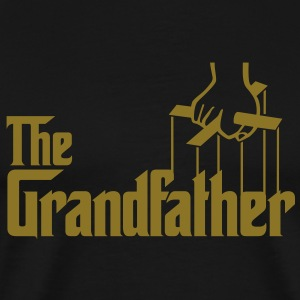 The Grandfather (gold edition) - Men's Premium T-Shirt