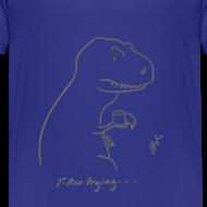 Design ~ T-Rex Bathroom (Kids)