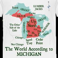 Design ~ The World According to Michigan